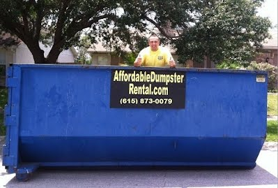 rent a dumpster in nashville tn